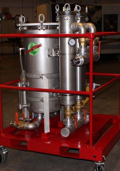 75 GPM Fuel Polishing System